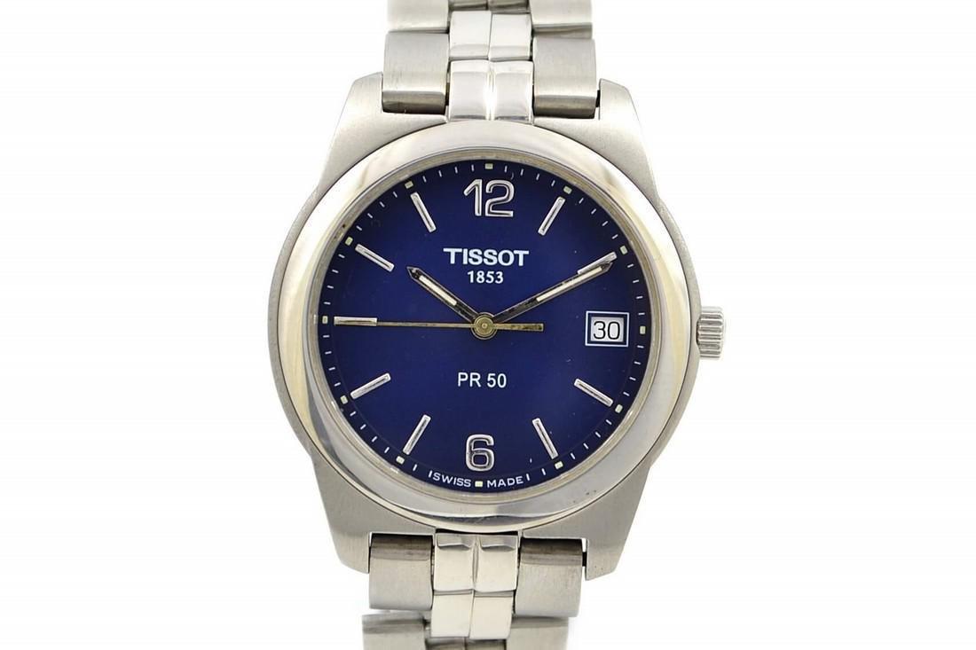 Tissot 1853 PR50 Stainless Steel Mens Quartz Watch