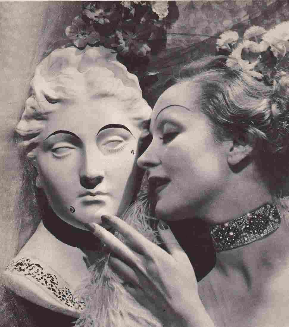CECIL BEATON -  Marlene Dietrich