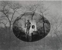 HARRY CALLAHAN - Eleanor, Chicago, 1953