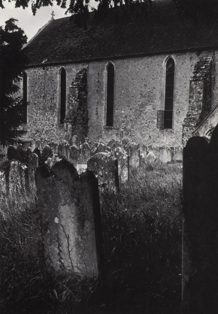 EDWIN SMITH - The Monks Refectory, Beaulieu Abbey,