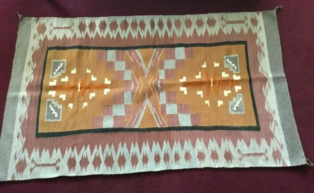 Native American Navajo New Mexico, Arizona American Rug