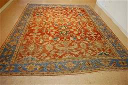 Museum Age Room Size Prsian Sultanabad Mahaal Rug