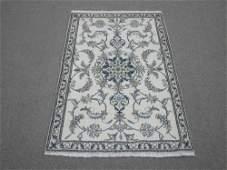Authentic Persian Nain 2.11x4.5