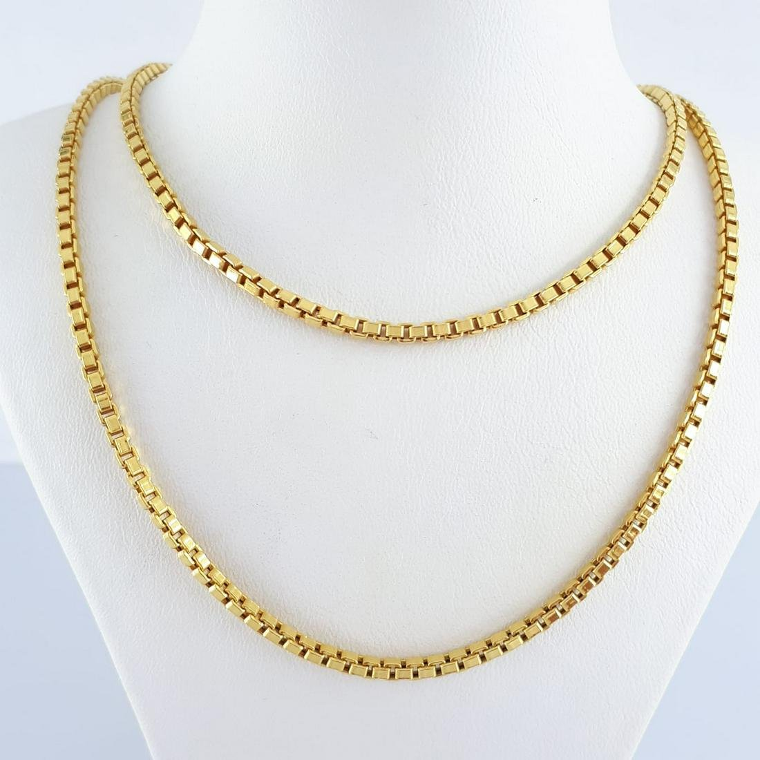 18K Yellow Gold - Necklace