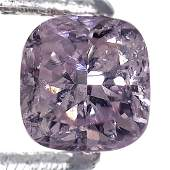 0.31 Cts GIA Certified Natural Pink Diamond
