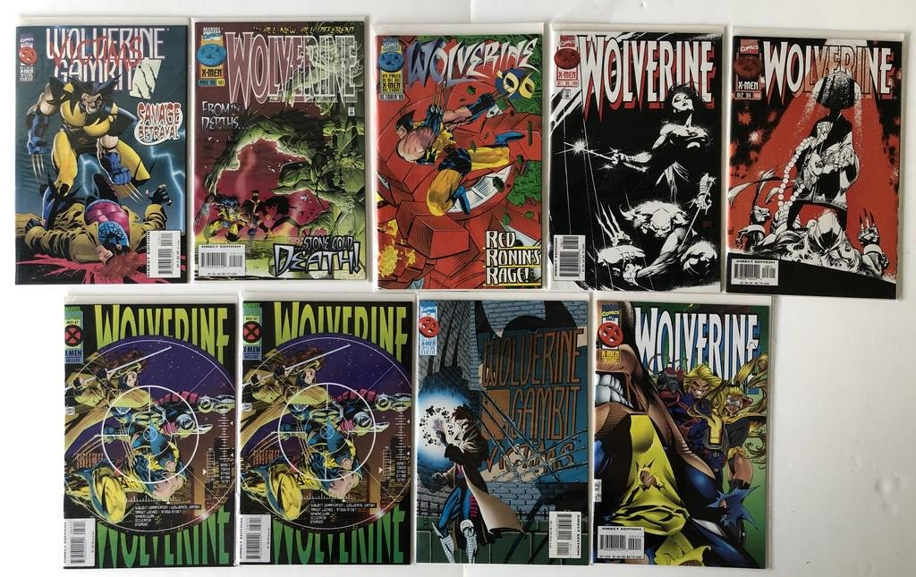 WOLVERINE COLLECTION #12