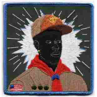 Kerry James Marshall, 'SCOUT (BOY),' 2017