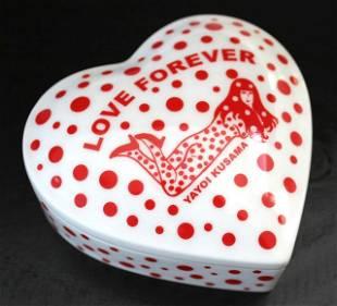Yayoi Kusama, 'Love Forever,' 2016