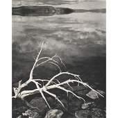 ANSEL ADAMS - Mono Lake, California 1947