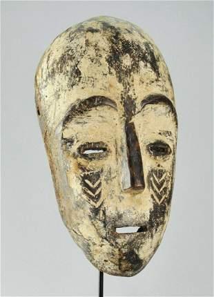 ZANDE AZANDE Rare Ubangi large Mask Congo DRC African