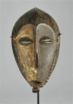 BOYO BUYU Initiation Mask Congo DRC African Tribal Art
