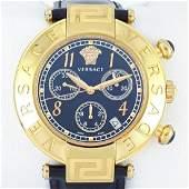 Versace - New Reve Chronograph - Ref: Q5C - Men -