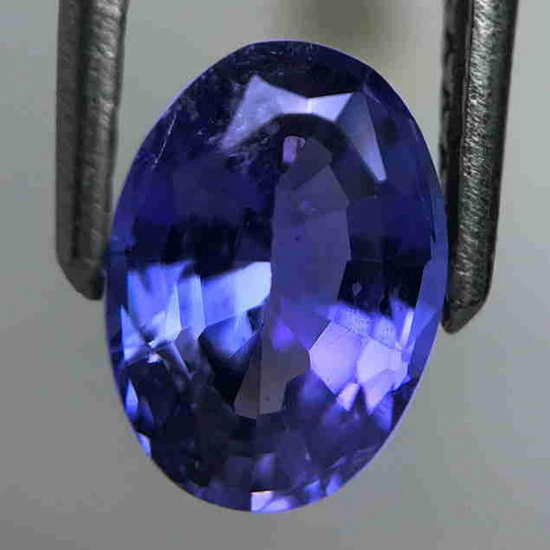 1.42 Cts Best Price Natural Oval Tanzanite