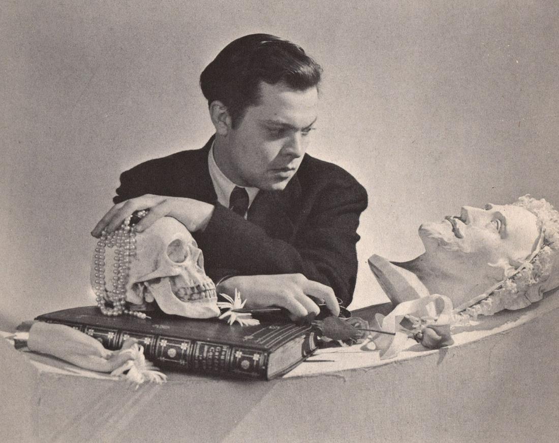 CECIL BEATON - Orson Welles
