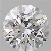 GIA CERT 2.07 CTW ROUND DIAMOND DVS1