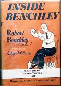 Inside Benchley : Robert Benchley - Signed