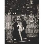 RICHARD AVEDON - Suzy Parker wearing Patou, 1956