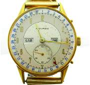 Vintage MOVADO Goldplated Unisex WATCH