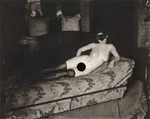 E.J. BELLOCQ - Storyville Prostitute, New Orleans