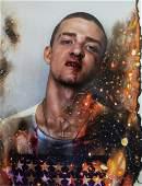 STEVEN KLEIN - Justin Timberlake, 2001