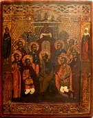 Saints Nine Martyrs of Kyzikos