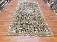 Early Persian Gallery size Kurd rug3978