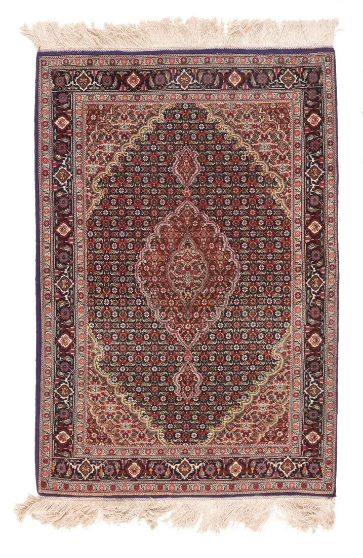 Tabriz Persian Area Rug, 3'4'' X 5'0''