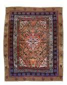 """Persian Camel Hair Sarab Rug, 2'11"""" X 3'8"""""""