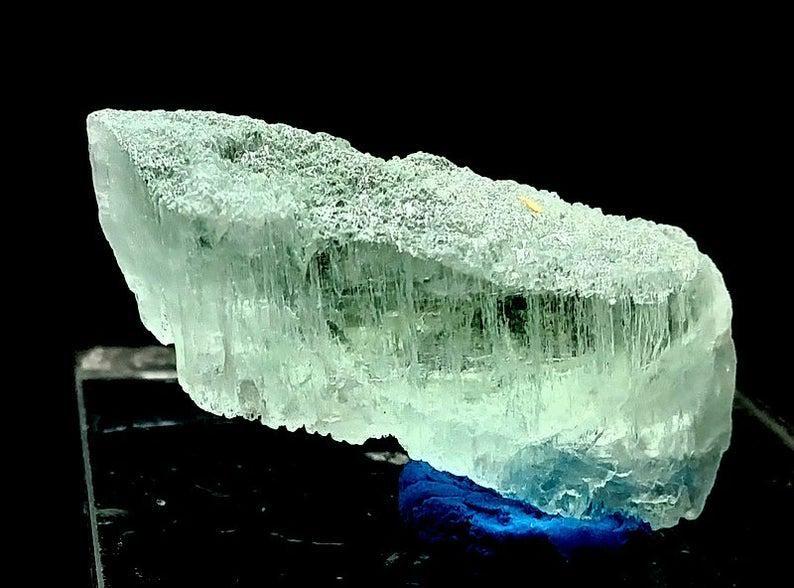 10 Grams Beautiful Color Aquamarine Crystal Specimen