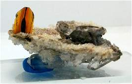 37 Grams Top Quality Rare Brookite Specimen From
