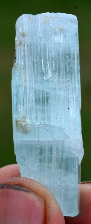 18 Grams Beautiful Aquamarine Crystal