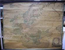 Continent and Islands of Europe,