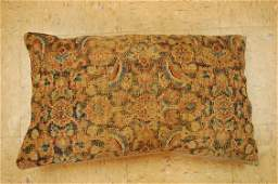 """Antique Hand Made of Caucasian Pillow Cushion Rug 1'4"""""""