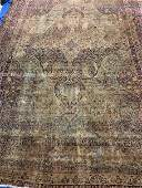 Semi Antique Hand Woven Persian Kermen 12x10