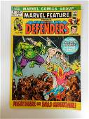 Marvel Feature 2 2nd App of the Defenders