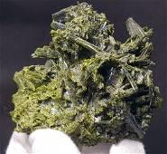 309 Grams Undamaged Natural Epidote Tree Specimen