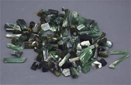 Tourmaline Crystals Terminated And Undamaged