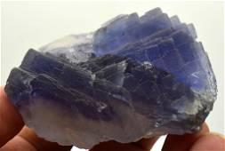 220 Grams Cubick Fluorite Specimen