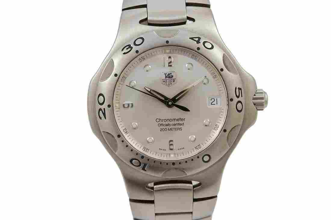 Tag Heuer Kirium Chronometer Professional WL5110-0