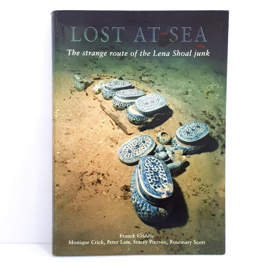 LOST AT SEA - THE STRANGE ROUTE OF THE LENA SHOAL JUNK