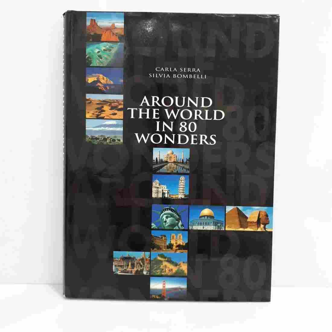 AROUND THE WORLD IN 80 WONDERS