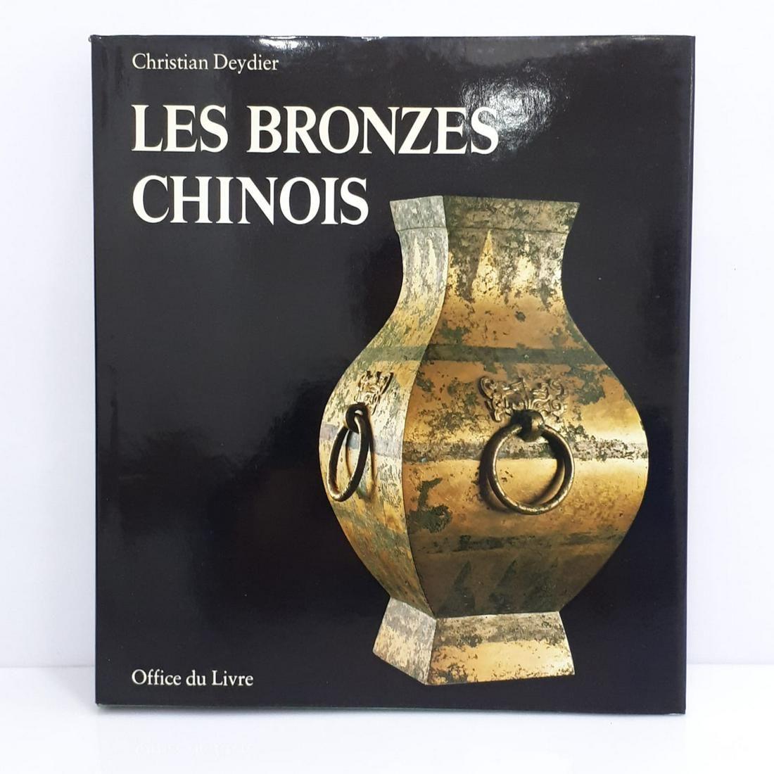 LES BRONZES CHINOIS