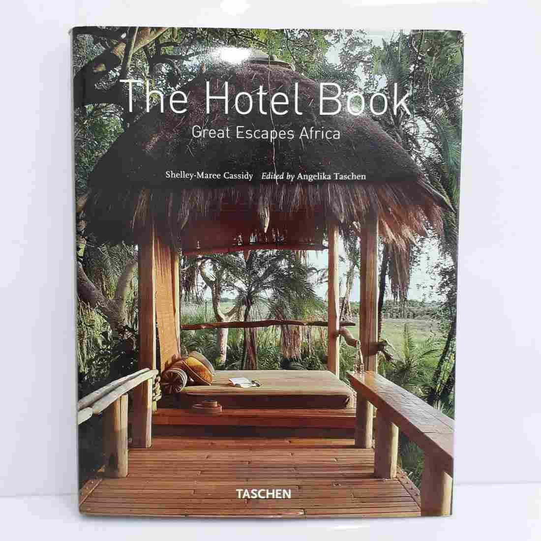 THE HOTEL BOOK GREAT ESCAPE AFRICA