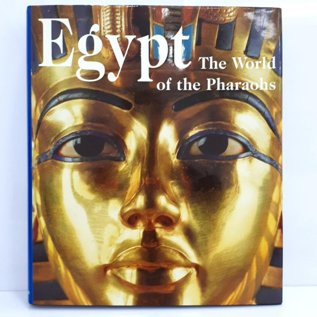EGYPT THE WORLD OF THE PHARAOHS