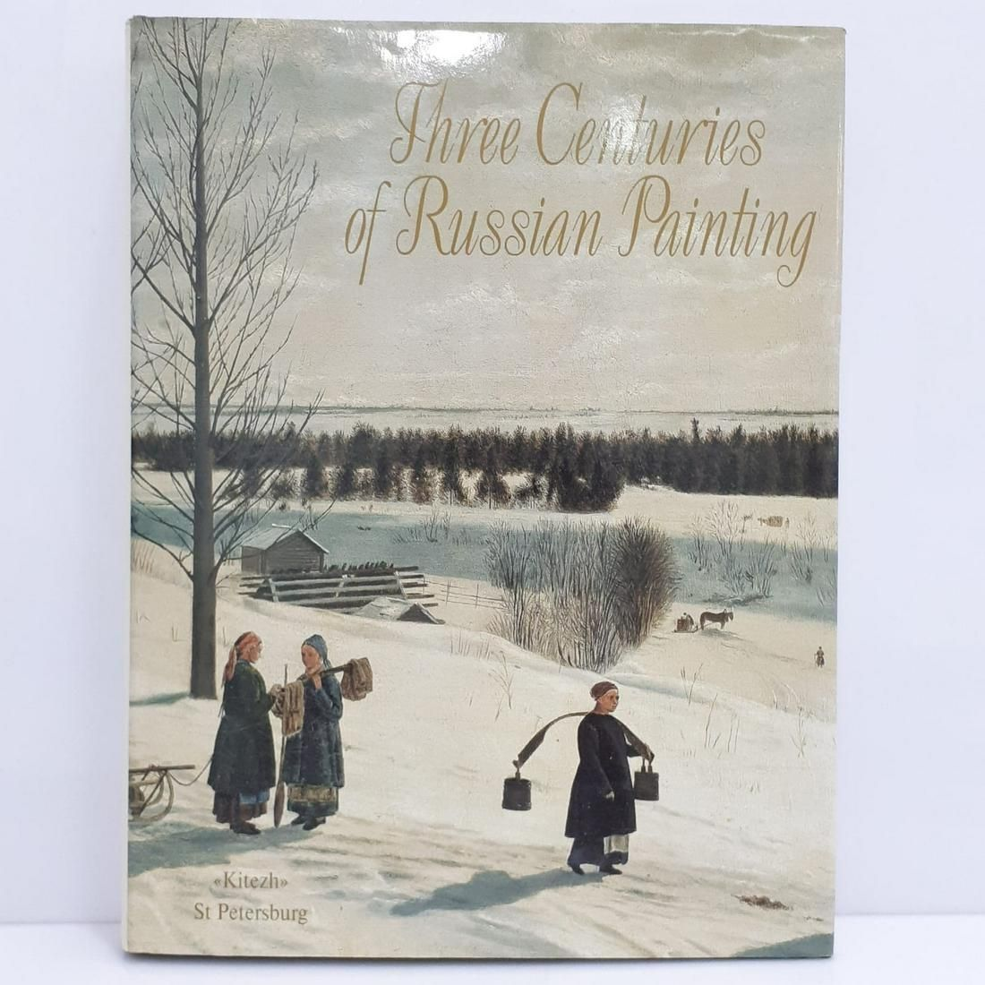 THREE CENTURIES OF RUSSIAN PAINTING