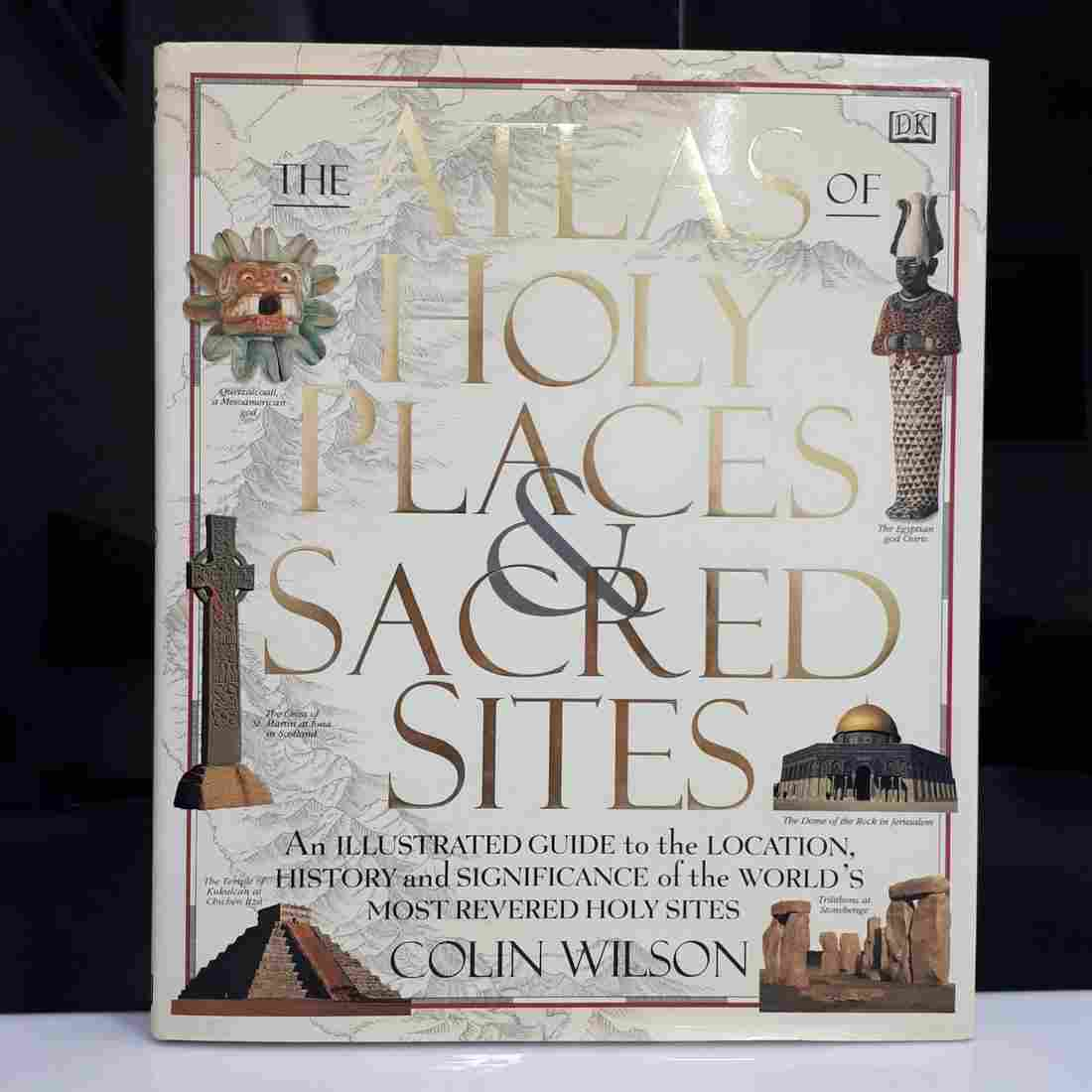THE ATLAS OF HOLY PLACES & SACRED SITES