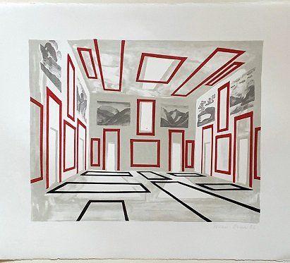 Thomas Huber: Rooms-2006