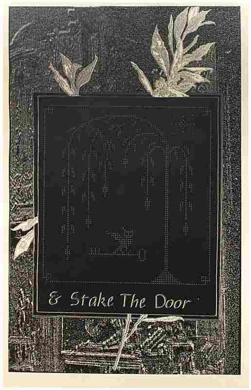 Sam Pulitzer: Spirit the Key and Strike the Door 2014