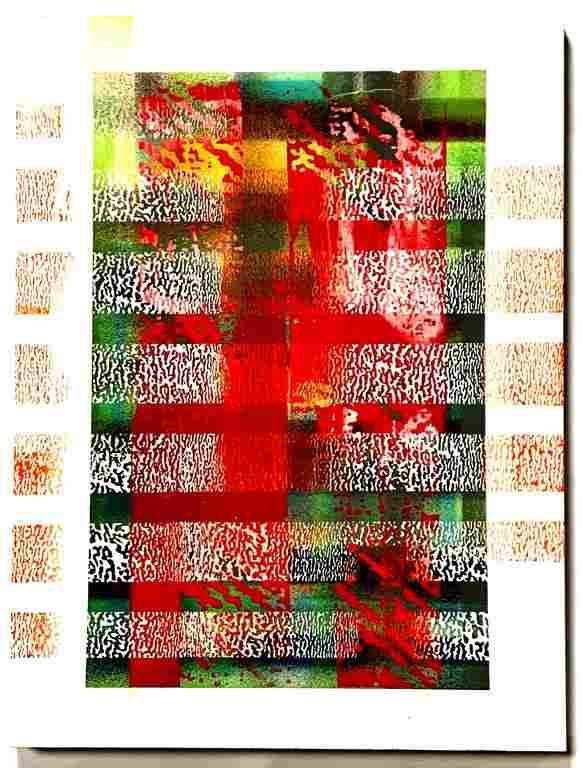 Patrick Berran: Untitled 2014