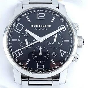 Montblanc - Timewalker Chronograph - Ref: 7069 - Men -